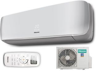 Настенная сплит-система HISENSE AS-10UR4SVETG6G/AS-10UR4SVETG6W (Серия Premium Design Super DC Inverter)