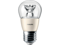 Philips Master LED Lustre MV Dimmable 4w 827 E27
