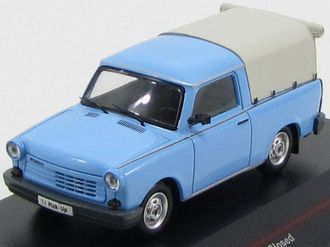TRABANT 1.1 Pick-Up 1990 Closed - Light blue
