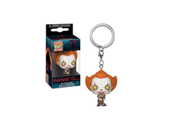 Купить Брелок Funko Pocket POP! Keychain: IT Chapter 2: Pennywise w/ Open Arm