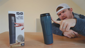Термос на присоске MIGHTY MUG + SMARTGRIP оптом