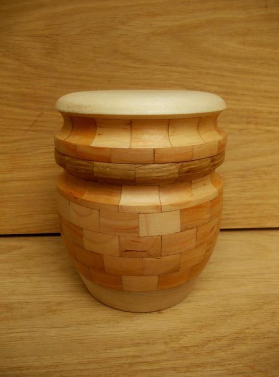 Белорусская посуда из дерева