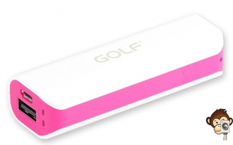 Power Bank GF-801 2600 mAh-3