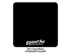 Lining Black - Eternal (США 1/2 OZ - 15 мл.)