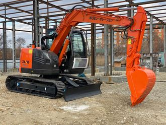 Hitachi ZX75US-5B