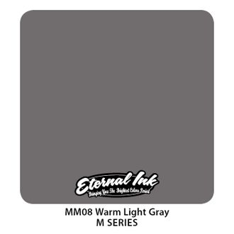 (Уценка) warm light gray - Eternal (оригинал США 1/2 OZ - 15 мл.)