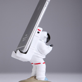Spaceman Phone Stand