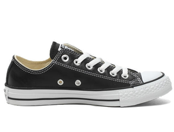 converse chuck taylor all star leather black 01