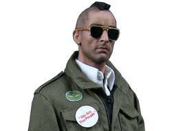 Роберт Де Ниро (Таксист) - Коллекционная фигурка 1/6 GUESS ME SERIES TAXICAB DRIVER (Robert De Niro, Taxi Driver, BBT 9008) - BLACKBOX