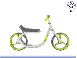 Tech Team Milano 3.0 (зеленый) Kiddy-Bikes