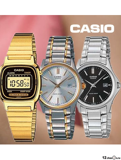 CASIO COLLECTION женские