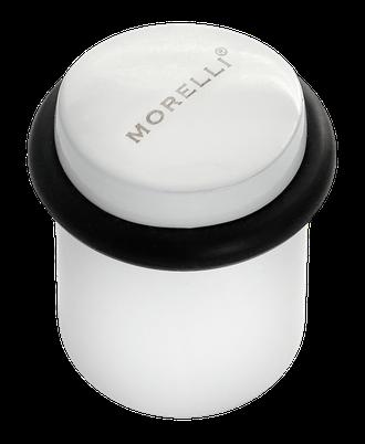 Дверной ограничитель MORELLI DS3 W Цвет - Белый