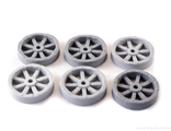 Wagon wheels (20mm)