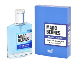 Cologne Blue Label - Marc Bernes