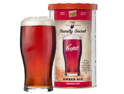 Солодовый экстракт Thomas Coopers Family Secret Amber Ale