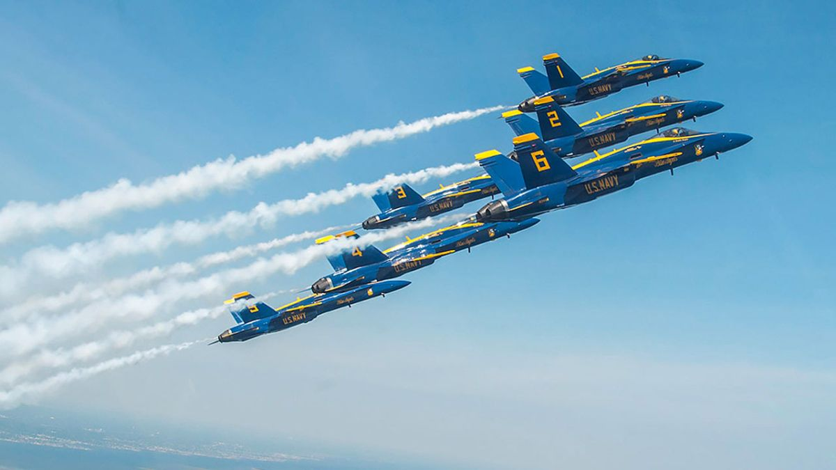IWC «Blue Angels»