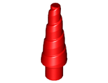 Horn (Unicorn), Red (89522 / 6055617 / 6170795 / 6192796)