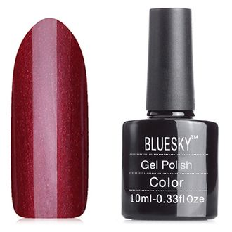 Гель-лак Shellac Bluesky №80585/90623 Crimson Sash, 10мл.
