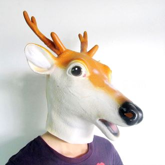 Маска Оленя (mask of deer)