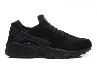 NIKE AIR HUARACHE Triple Black Men's/Women's (Euro 36,43) HR-002