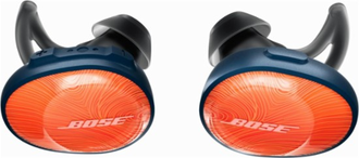 Bose SoundSport Free Bright Orange в soundwavestore-company.ru