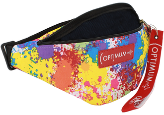 Сумка на пояс Optimum Mini Print RL, холи