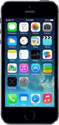 Apple iPhone 5s 16gb Space Gray - A1457