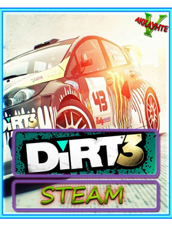 DiRT 3(STEAM GIFT/KEY)