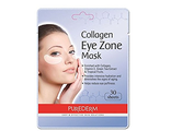 Маски-патчи коллагеновые под глаза  Purederm Collagen Eye Zone Mask