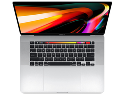 Apple MacBook Pro 16 Retina Touch Bar MVVL2 Silver (2,6 GHz Core i7, 16GB, 512GB, Radeon Pro 5300M)