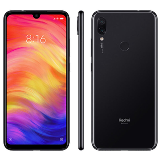 Xiaomi Redmi Note 7 3/32Gb Black (Global) (rfb)