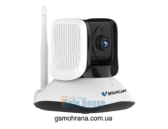 Поворотная Smart IP-камера Vstarcam C21 (Photo-01)_gsmohrana.com.ua