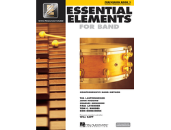Essential Elements for Band - Percussion/Keyboard Percussion Book 1