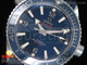 Planet Ocean 42mm SS OMF Blue Liquidmetal Bezel Blue Dial