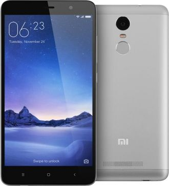 Xiaomi Redmi Note 3 16GB Gray (Global)