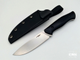 Нож Pride G10 Black, Satin