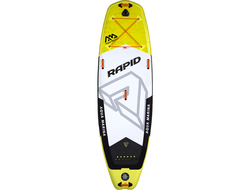 SUP BOARD надувной Aqua Marina RAPID RIVER Aquamarina Grey/Yellow