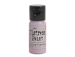 Tim Holtz Distress® Flip Top Paint Milled Lavender, 1oz