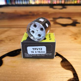 Испаритель Russian Fit TFV12-T8, 0,16oHm