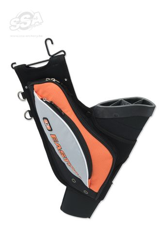 колчан EASTON HIP PROTOUR RH SILVER-ORANGE