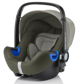 Britax Roemer Baby-Safe i-Size Olive Green