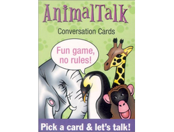 Animal Talk Conversation cards