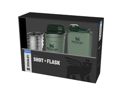 НАБОР ПОДАРОЧНЫЙ STANLEY ADVENTURE PRE-PARTY SHOTGLASS + FLASK SET