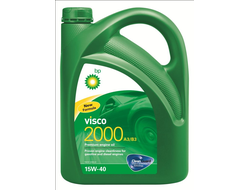 Масло моторное BP Visco 2000 15W-40, 5 л