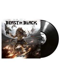 BEAST IN BLACK Berserker LP