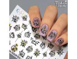 Слайдер дизайн Fashion Nails G69