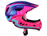 "ШЛЕМ FULLFACE -""S""- RAPTOR (PINK/PURPLE/BLUE)"