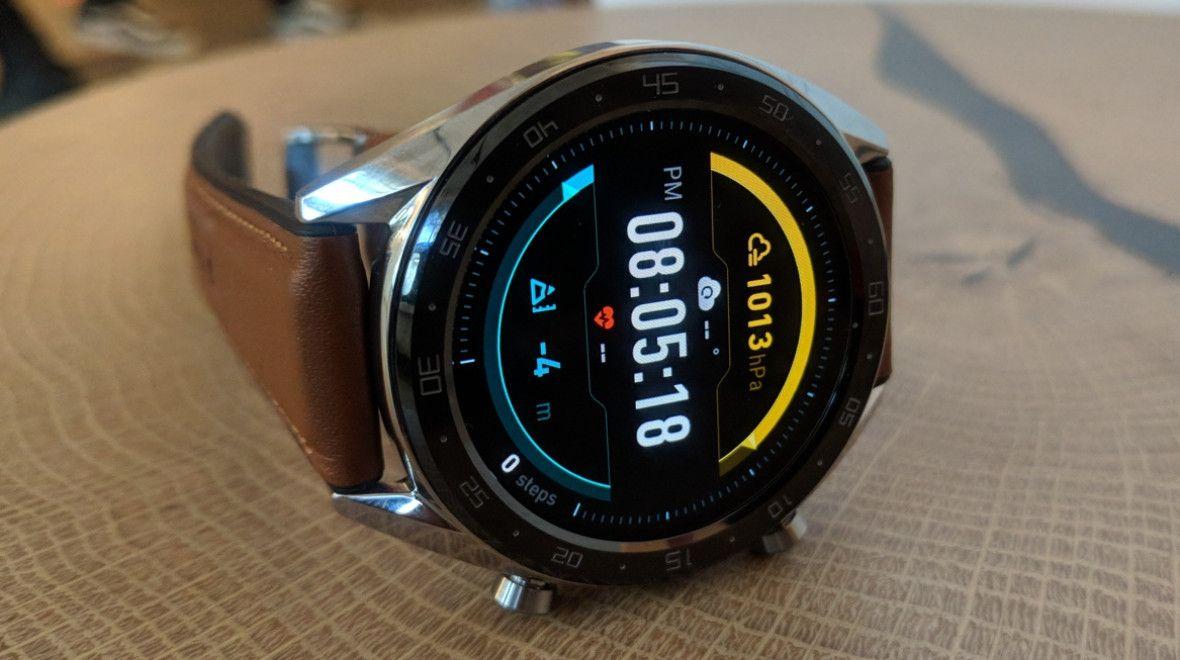 Первый взгляд: Huawei Watch GT. Отказ от Wear OS в пользу автономности