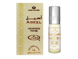 Al-Rehab Concentrated Perfume ASEEL (Мужские масляные арабские духи АЗИЛ Аль-Рехаб), 6 мл.