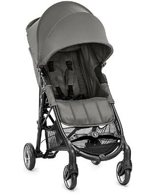 Коляска Baby Jogger Citi Mini ZIP серая